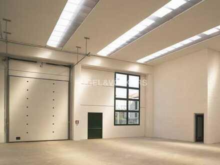 Pforzheim - Flexibel nutzbare Hallenflächen an der B10 - Engel & Völkers Commercial