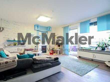 Zentrumsnah: Sanierte 5-Zimmer-Wohnung mit Balkon in Eckernförde