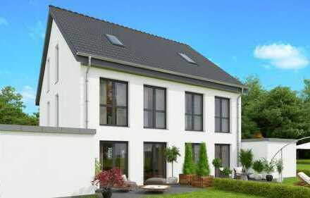 Gut gelegen in Do-Brackel:Energiehaus in ruhiger Wohnlage/Sackgasse ensteht als Doppelhaus