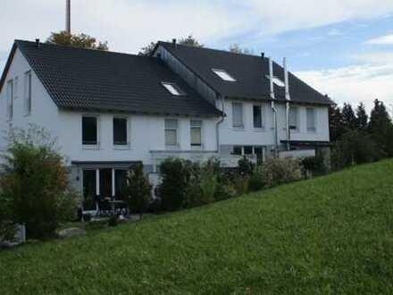 Modernes Reihemittelhaus in  Donaueschingen-Siedlungsgebiet Niedrigenergie