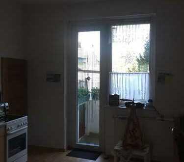 Schön geschnittene 2-Zimmer-Wohnung mit Balkon!