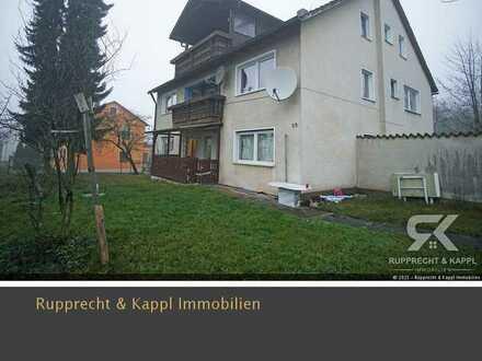 4-Zimmer-Eigentumswohnung EG für Kapitalanleger oder Selbstnutzung mit Terrasse in Pressath