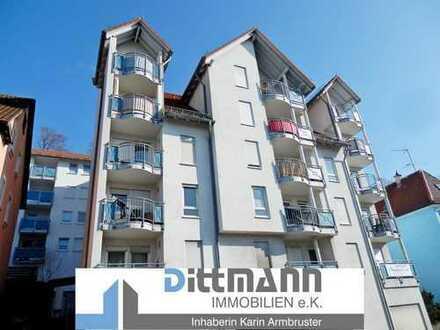 Sonniges 1-Zimmer-Appartement mit Balkon - Nähe Fachhochschule