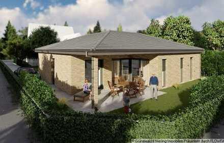 Planen Sie Ihr neues Zuhause mit uns auf diesem Grundstück, z. B. einen Bungalow!