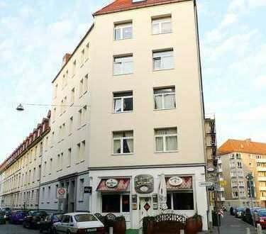 Freundlich geschnittene Dachgeschosswohnung am Rande der List // DG links