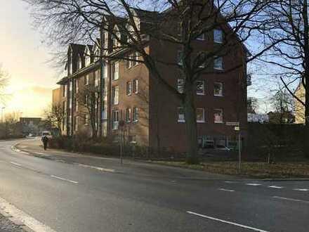 Renovierte 2-Zimmer-Wohnung mit Süd-West-Balkon in Blumenthal