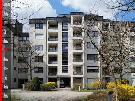 Vermietete 3-Zimmer-Eigentumswohnung mit schönem Westgarten zur Kapitalanlage