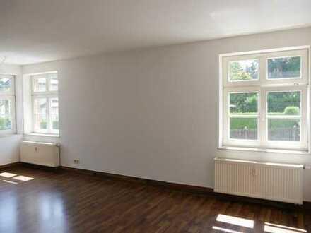 Helle 2-Raum- Wohnung im Erdgeschoss
