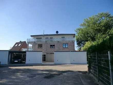 Exklusive Neubau-Erstbezug Penthouse-Wohnung im Zentrum von Heide, Kreis Dithmarschen