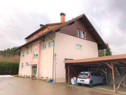MFH in Titisee-Neustadt mit 4 Wohnungen - sofort verfügbar
