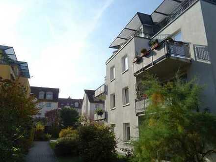 Strehlen: 3-Zi-Wohnung mit Lift, TG & Balkon