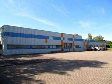 """Attraktive Hallen- und Büroflächen im Gewerbegebiet """"Lohesch"""" in Lengerich"""