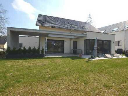 Neubauniveau - Architektenhaus mit TOP-Ausstattung am Kurpark in Bad Schussenried