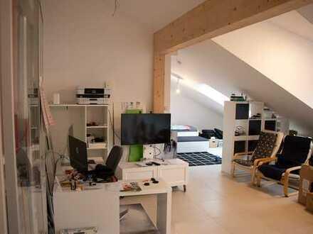 Stilvolle 2-Zimmer-DG-Wohnung in Nesselwang