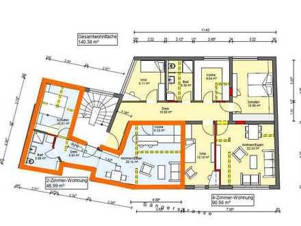 2 Zimmerwohnung in der Fußgängerzone von Schramberg-Tal
