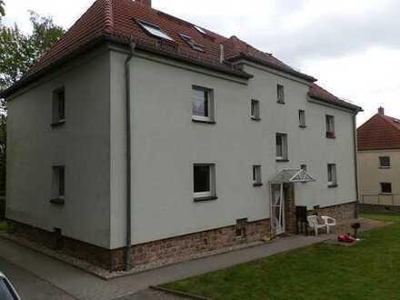 Helle, ruhige 4-Raum-Wohnung in Werdau-Leubnitz
