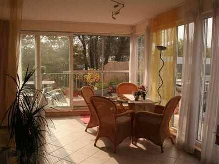 Helle 3-Zimmer Wohnung mit kleiner Dachterrasse