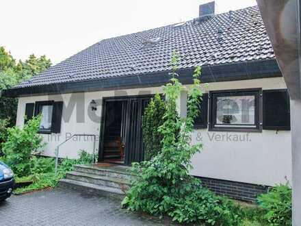 Platz für die ganze Familie und individuelle Gestaltungsideen: Großes EFH mit Garten in Zwingenberg