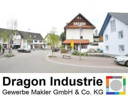 Wohn- und Geschäftshaus ca. 765 m² in Oberkirch - zu verkaufen
