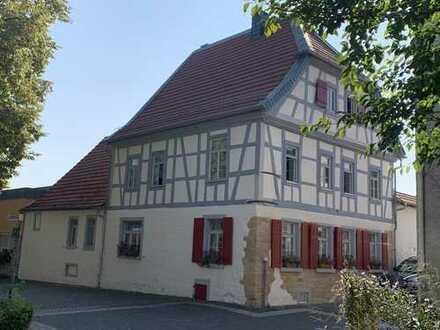 Kehlberg Immobilien - Ihr Makler aus der Region ! Sanierte Hofreite in Wörrstadt
