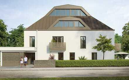 Villa Jakob - Exklusives Penthouse mit 4,5 Zimmern und sonniger Dachterrasse