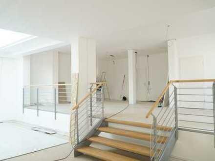 Helle Loft Wohnung in der Friedrich-Ebert-Straße