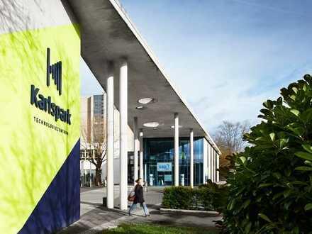 *provisionsfrei* rd. 458 m² Bürofläche im Karlspark Technologiezentrum