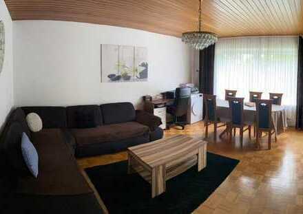 EG-Wohnung mit 3 Zimmern und Terasse in Straubing-Süd nähe Gäubodenpark