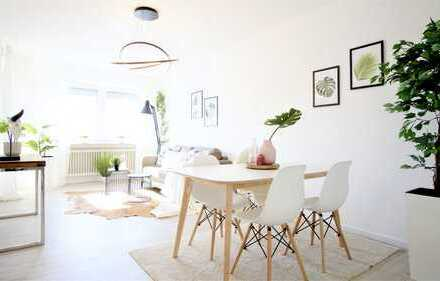 Wunderschöne neu renovierte 3 Zimmer Wohnung Nähe Innenstadt