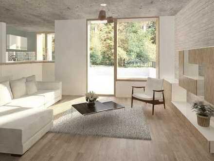 Marienburg - Exklusive 3-Zimmerwohnung mit kleiner und großer Dachterrasse - Neubau Architektenhaus
