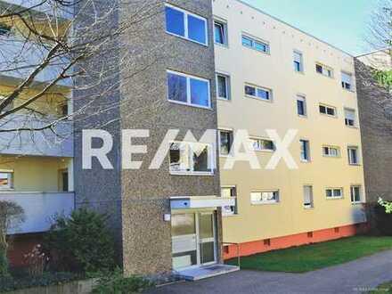 Vermietete 3-Zimmer-Wohnung in ruhiger, grüner Lage von Nürnberg-Langwasser
