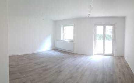 Stilvoll sanierte 2-Zi-Wohnung mit Balkon in ruhiger Lage