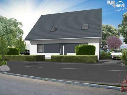 Bauen Sie Ihr Traumhaus mit Elbe-Haus®. Nutzen Sie die Gelegenheit und rufen Sie noch heute an!
