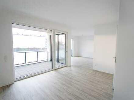 Sonnige 3 Raum Wohnung in ruhiger Lage!