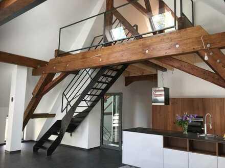 Exclusives Loft mit Gewölbekeller in Ehrenkirchen, Breisgau-Hochschwarzwald (Kreis)