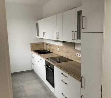 Neuwertige 3,5-Zimmer-Wohnung mit Einbauküche und gehobener Ausstattung in Olpe