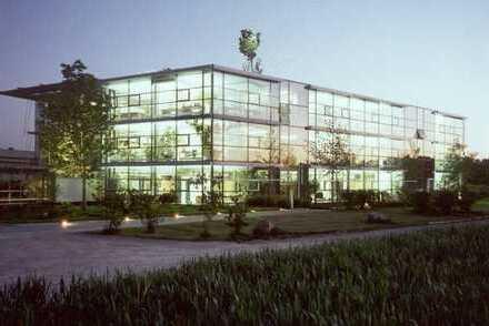 Attraktive Büroräume in außergewöhnlichem Gebäude