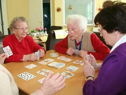 Attraktive Seniorenwohnung für Doppelkopfrunden mit Freunden!