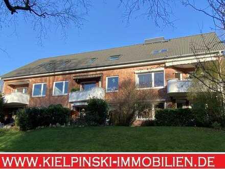 Ruhiges Wohnen auf zwei Ebenen: 4-Zi.-Maisonette-ETW in gepflegter Wohnanlage!