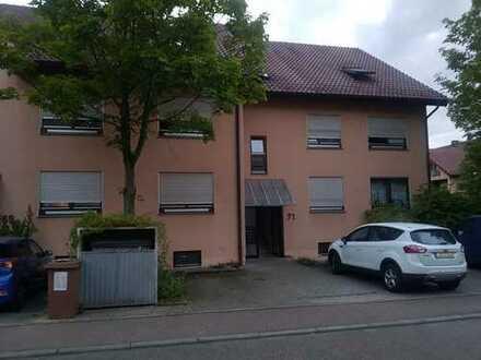 Schöne drei Zimmer Wohnung in Rems-Murr-Kreis, Waiblingen