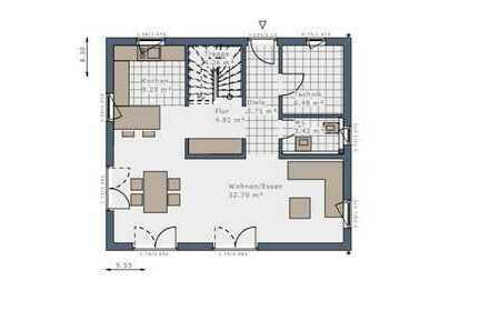 Großzügiges Grundstück in Runkel - Planen Sie Ihr Traumhaus (Version mit Keller)