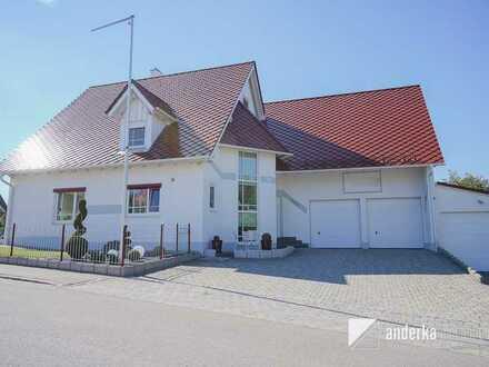 Traumhaft schönes Einfamilienhaus mit viel Platz in Weisingen zu vermieten!