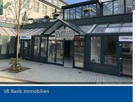 Bergisch Gladbach-Stadtmitte: Ebenerdiges Ladenlokal mit 59 m² Fläche
