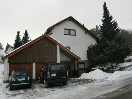 Charmantes Einfamilienhaus in schöner ruhiger Wohnlage mit Doppelgarage