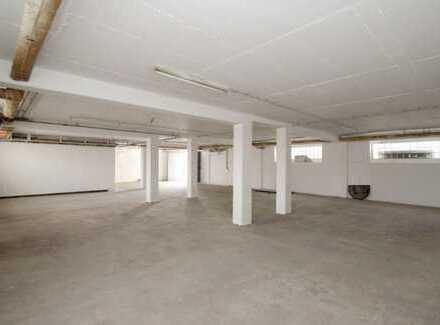 BERK Immobilien - Gewerbeflächen für Produktions und/oder Lagerung - vielseitig ausbaubar!