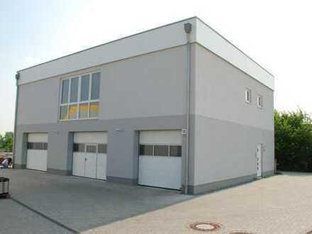 Gewerbeobjekt mit Halle und Büro / Betriebsleiterwohnung in Travemünde