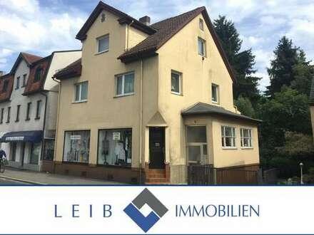 Wohn-und Geschäftshaus in Neustadt/Cbg.