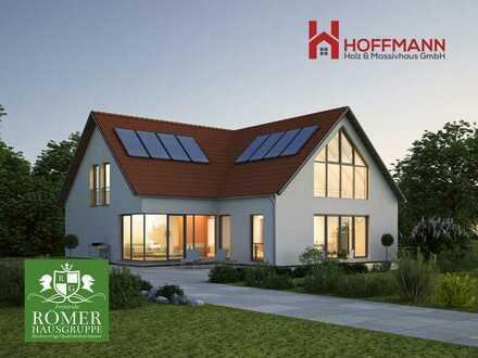 """n. Abriss: Top """"Römer""""-DHH/EFH, KFW55, schlüsselfertig, incl. Grundstück Einzug in 5 Monaten!!"""
