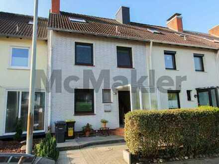 Familienfreundlich und zentrumsnah: Charmantes RMH mit Garten und Balkon in Bremerhaven