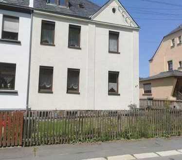 *** Haus mit Nebengebäude in Rodewisch zu verkaufen ( 360°Rundgang )***